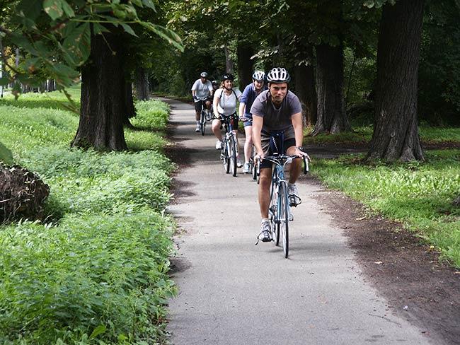 London to Paris - Child Africa bike challenge