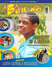 Bingwa magazine