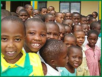 Child Africa newsletters for 2013