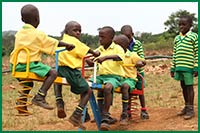 Child Africa newsletters for 2012